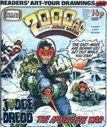 2000 AD Vol 1 256