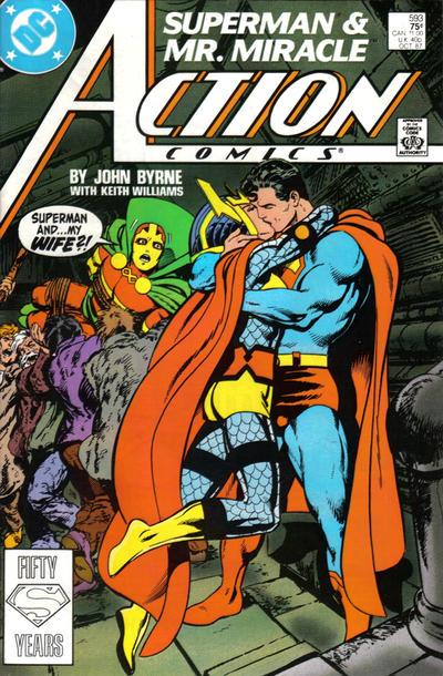 Action Comics Vol 1 593