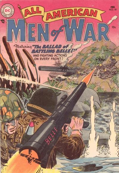 All-American Men of War Vol 1 18