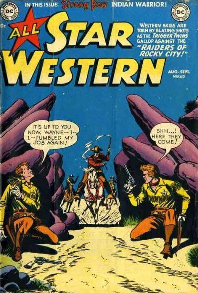 All-Star Western Vol 1 60