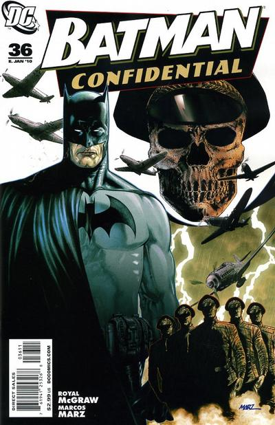 Batman Confidential Vol 1 36