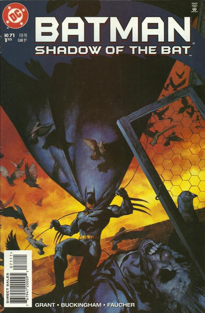 Batman: Shadow of the Bat Vol 1 71