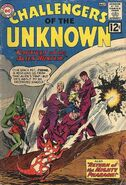 Challengers of the Unknown Vol 1 25