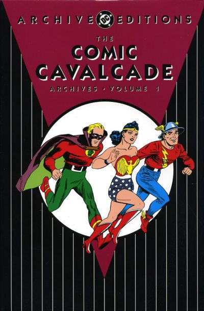 Comic Cavalcade Archives Vol 1 1