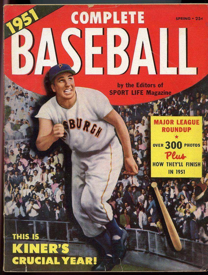 Complete Baseball Vol III 1
