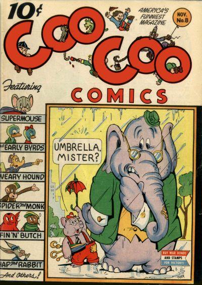 Coo Coo Comics Vol 1 8