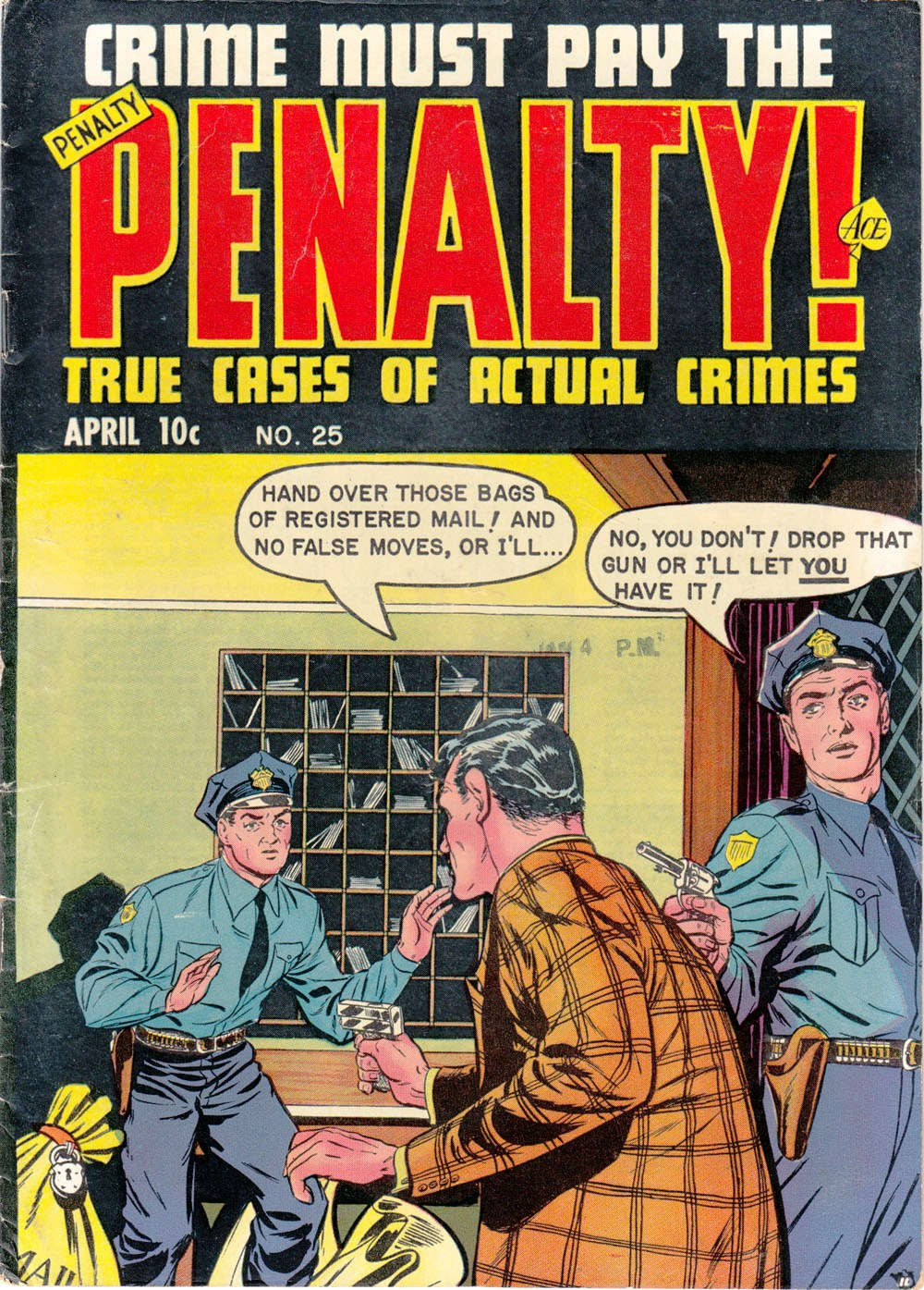 Crime Must Pay the Penalty Vol 2 25