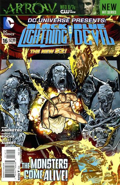 DC Universe Presents Vol 1 16