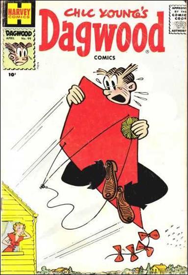 Dagwood Comics Vol 1 99