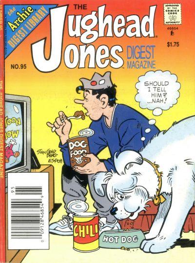 Jughead Jones Comics Digest Vol 1 95
