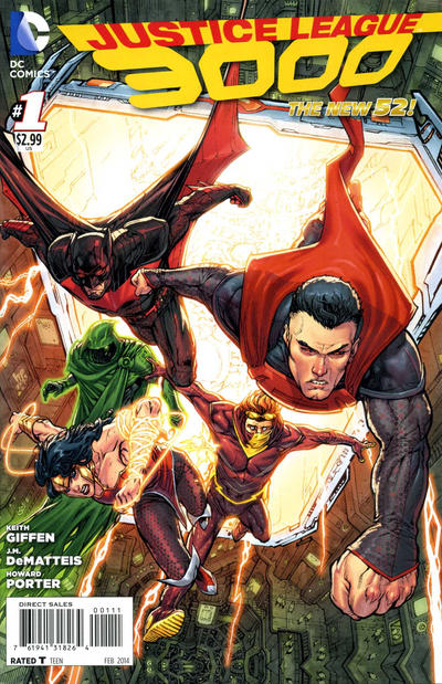 Justice League 3000 Vol 1