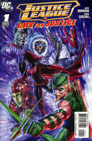 Justice League Cry for Justice Vol 1 1