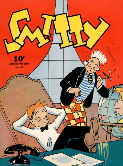 Large Feature Comic Vol 1 26