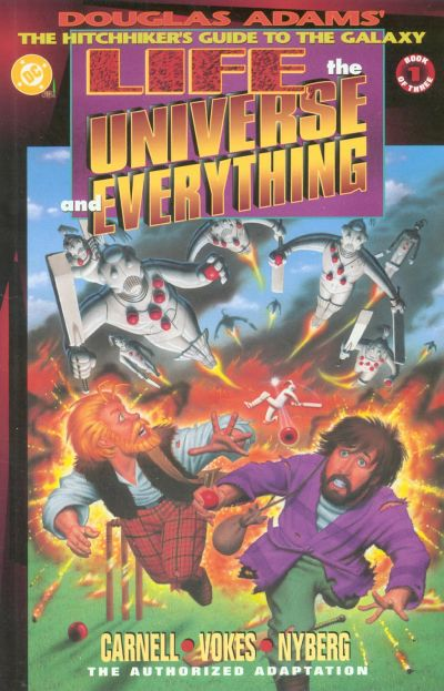 Life, the Universe and Everything Vol 1 2