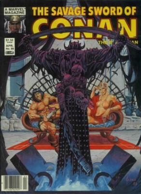 Savage Sword of Conan Vol 1 99
