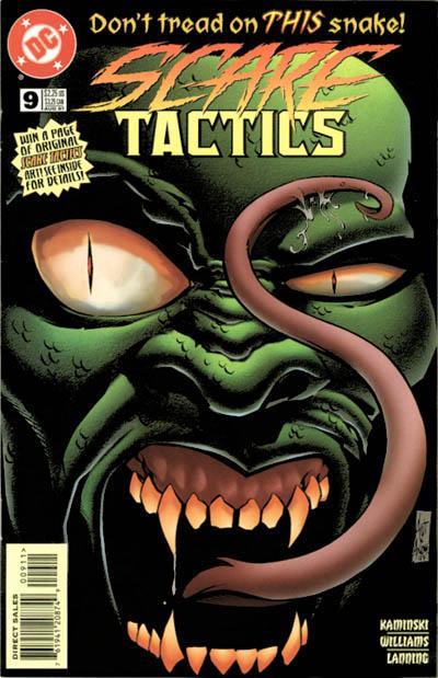 Scare Tactics Vol 1 9