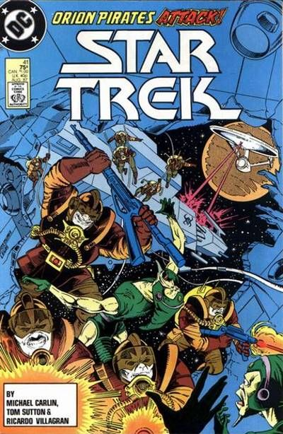 Star Trek (DC) Vol 1 41