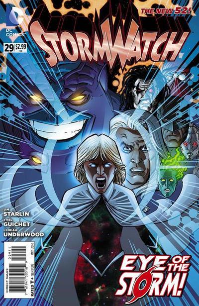 Stormwatch Vol 3 29