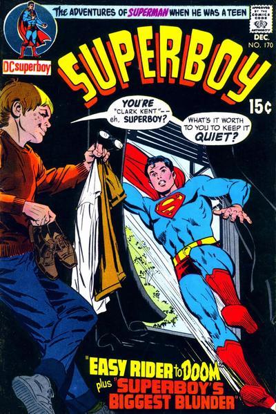 Superboy Vol 1 170
