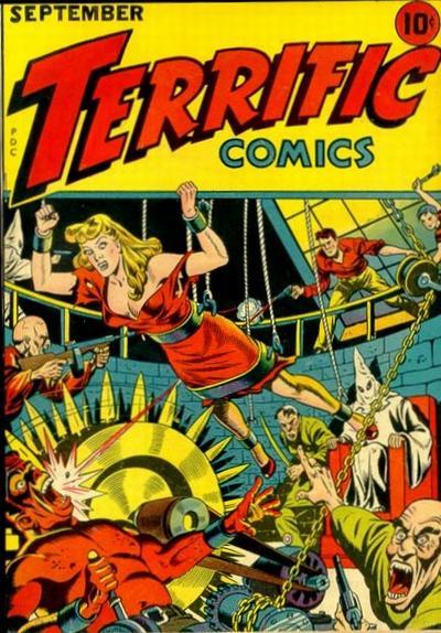 Terrific Comics Vol 1 5
