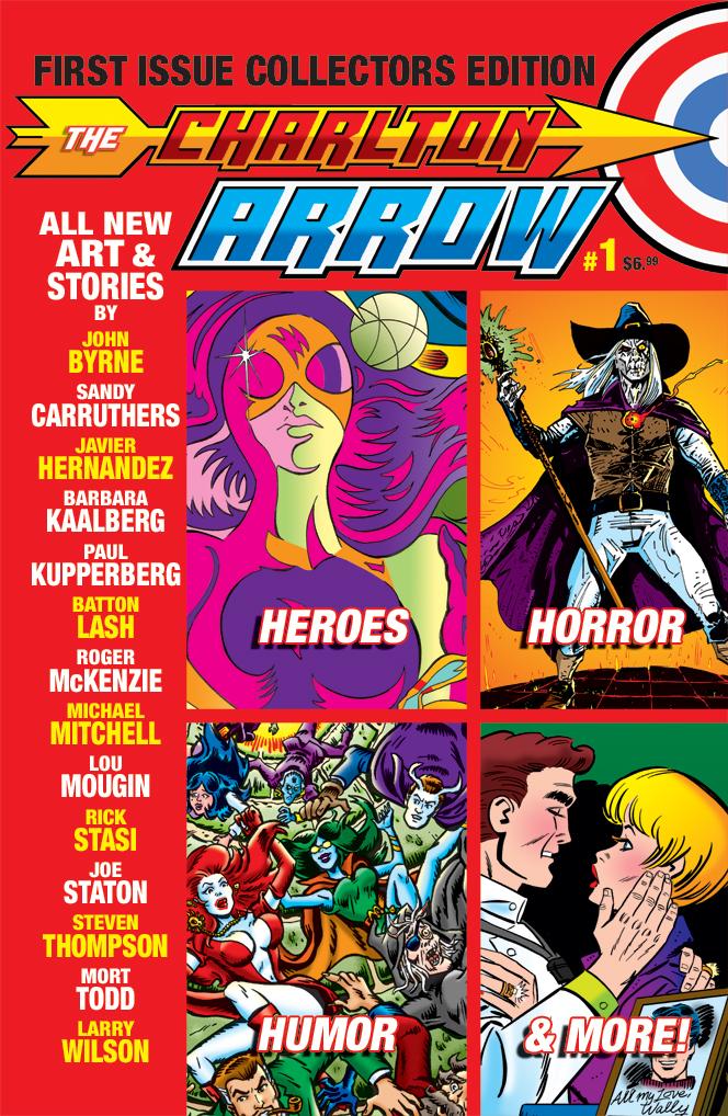 The Charlton Arrow Vol 1 1