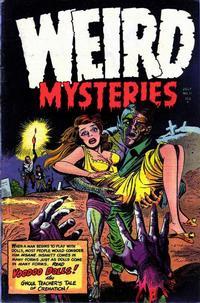 Weird Mysteries Vol 1 11