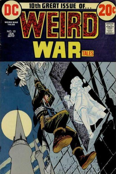 Weird War Tales Vol 1 10