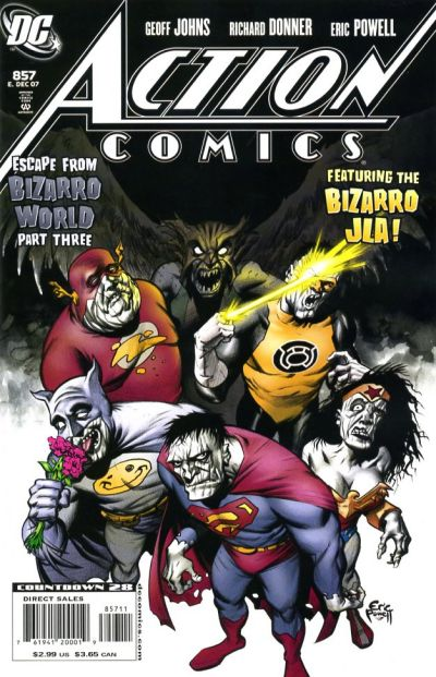 Bizarro Justice League (New Earth)