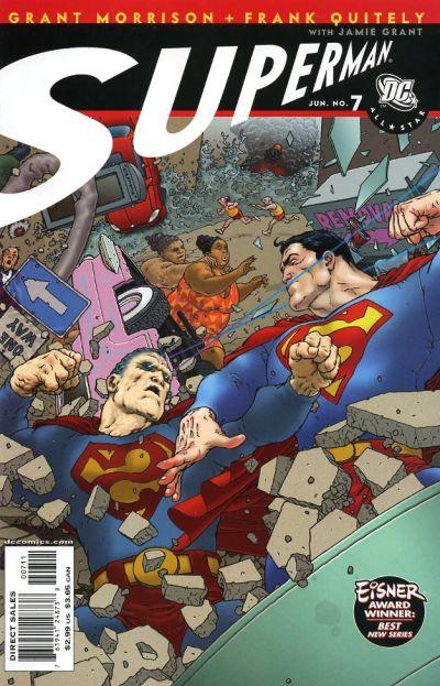 All-Star Superman Vol 1 7