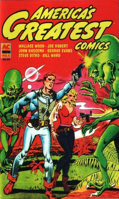 America's Greatest Comics Vol 2 5