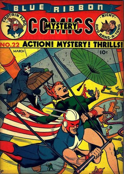 Blue Ribbon Comics Vol 1 22
