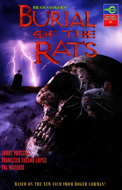Bram Stoker's Burial of the Rats Vol 1 1