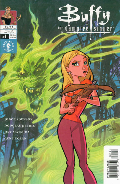 Buffy the Vampire Slayer: Tales of the Slayers Vol 1 1