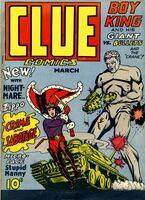 Clue Comics Vol 1 3