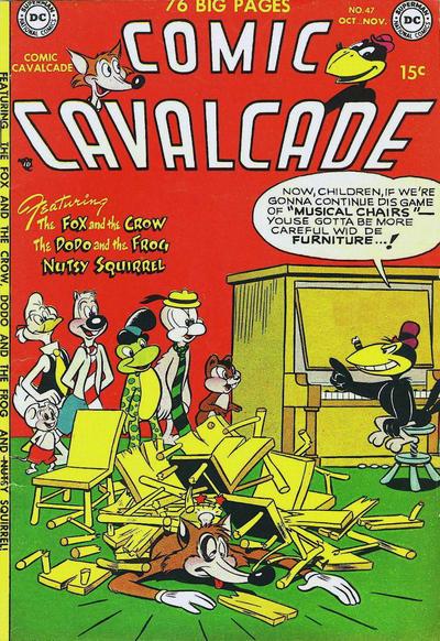 Comic Cavalcade Vol 1 47