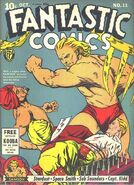 Fantastic Comics Vol 1 11