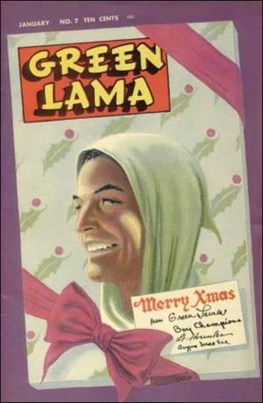 Green Lama Vol 1 7