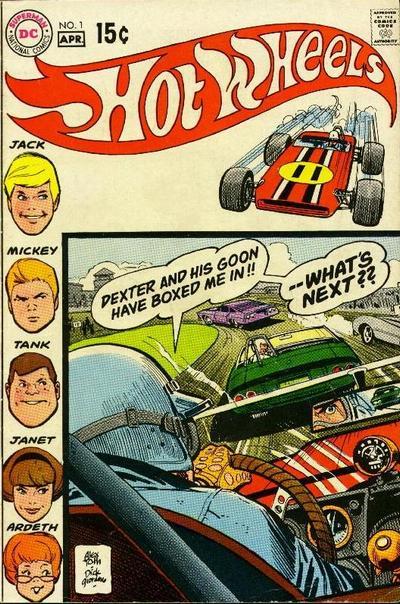 Hot Wheels/Covers
