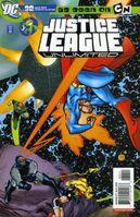 Justice League Unlimited Vol 1 32