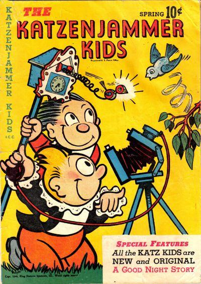 Katzenjammer Kids Vol 1 4