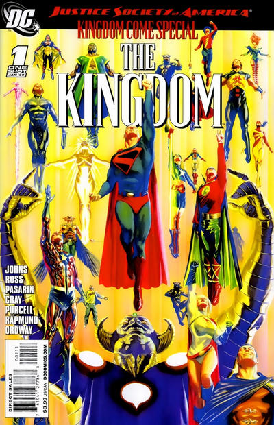 Justice Society of America Kingdom Come Special: The Kingdom Vol 1 1