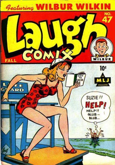 Laugh Comix Vol 1 47