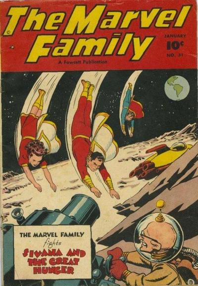 Marvel Family Vol 1 31