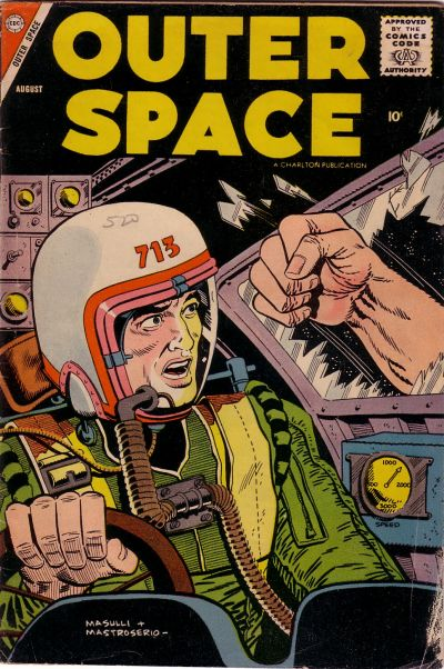 Outer Space Vol 1 18