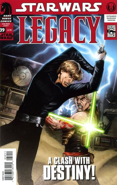 Star Wars: Legacy Vol 1 39