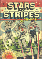 Stars and Stripes Comics Vol 1 5