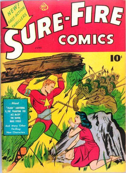 Sure-Fire Comics Vol 1
