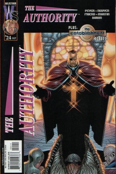 The Authority Vol 1 24