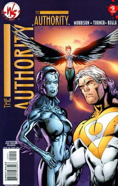 The Authority Vol 2 9
