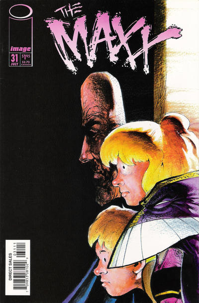 The Maxx Vol 1 31